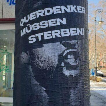 Der Faschismus zeigt dank Corona seine Fratze