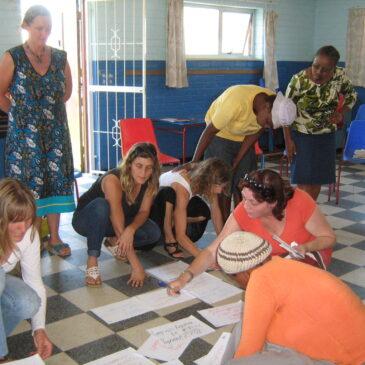 Development aid should be development cooperation